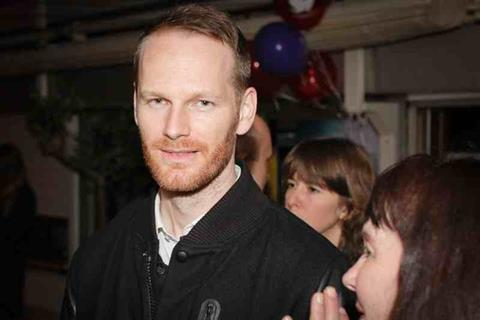 Joachim Trier at the Nordic Party.